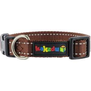 Kakadu Pet Empire Tracks Adjustable Nylon Dog Collar, 1 x