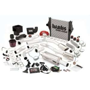 Banks iQ/Banks Ram Air Intake/Techni Cooler Intercooler/Monster