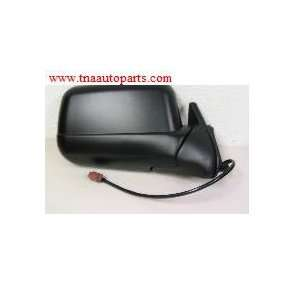 00 04 NISSAN XTERRA SIDE MIRROR, RIGHT SIDE (PASSENGER), BLACK MANUAL