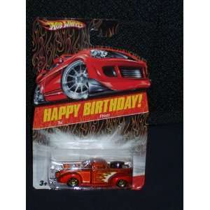 2010 Hot Wheels 164 Happy Birthday 40 Ford Pick up Truck