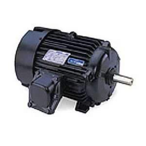 Leeson 3 Phase Explosion Proof Motor, 25hp, 1800rpm,284t,Epfc,230/460v