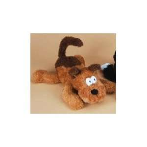 Funny Flippers Animated Plush Laughing Puppy Dog Animal