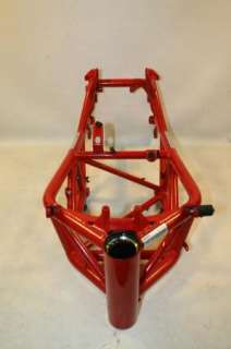2010 DUCATI Hypermotard EVO 1100 Main Frame Chassis Assembly