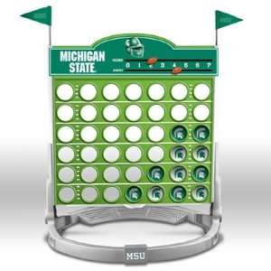 Connect Four NCAA Game   Michigan State