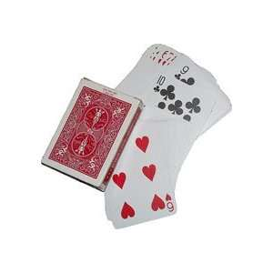 Face Cards Poker Magic Trick Illusions Magicians