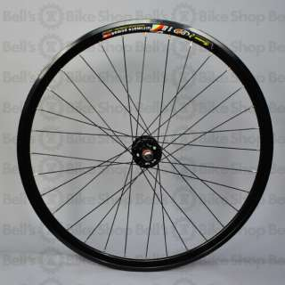 Weinmann Deep V DP18 REAR Track Wheel BLACK Fixed Gear 072774722754