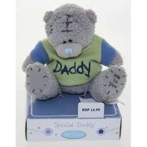 Me to You Tatty Teddy Bear 3 (7.62 Cm) Bear in T shirt