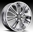 24 x10 Inch Land Rover Range Chrome Wheels Rims 5x120 items in Extreme