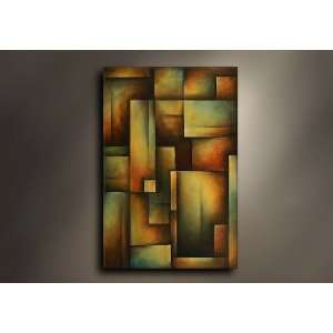 Modern Oil Painting Hand Painted Wall Art Contemporary