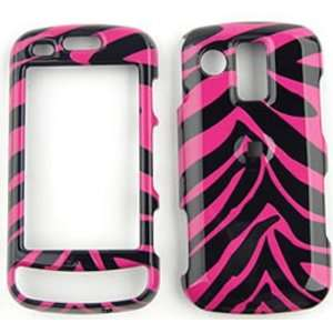 Samsung Rogue u960 Pink Zebra Skin Hard Case/Cover