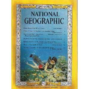 National Geographic   January 1962   Vol. 121, No. 1
