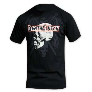 Death Clutch Skull Profile T Shirt