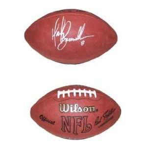 Mark Brunell Autographed Official Wilson NFL Game Football
