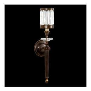 605750ST Eaton Place 1 Light Sconces in Rustic Iron
