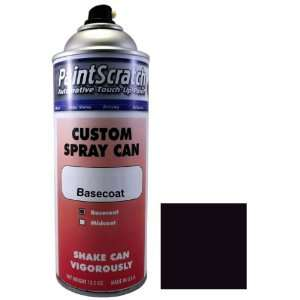 12.5 Oz. Spray Can of Rocker Panel Paint (Flat Black) Touch Up Paint
