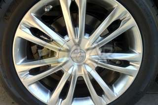 HYUNDAI GENESIS SEDAN 18 V8 WHEEL CAP + STEERING EMBLEM + TRUNK