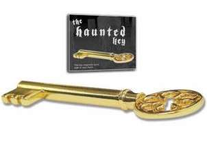 The Haunted Key, Easy Spooky Magic Trick for Halloween