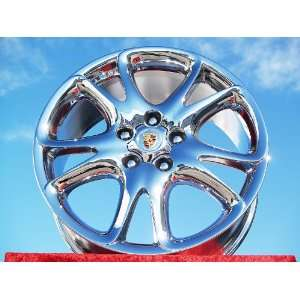 CayenneSport Design Set of 4 genuine factory 20inch chrome wheels