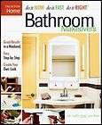 Build BATHROOM COMPLETE REMODEL or REPAIR Bath NEW BOOK