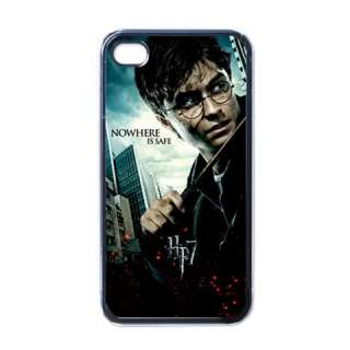 ron weasley or hp006 bellatrix lestrange iphone 4 black case
