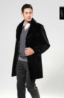2011 Mens Top luxury mink fur coat MINK COAT $12,000 SizeXXL + NEW