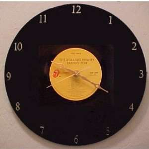 Rolling Stones   Tattoo You LP Rock Clock