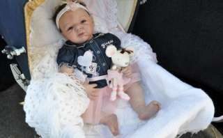 reborn big baby girl doll with tummy from **Dreams Reborn**