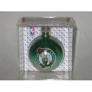 BOSTON CELTICS (2 5/8 In Diameter) Multi Color CHRISTMAS