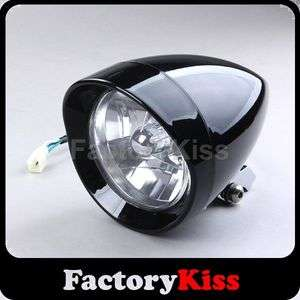 Bullet Motorcycle Headlight for Harley Davidson Chopper #40
