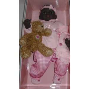 Molly P. Originals   Baby Doll with Teddy Bear Toys