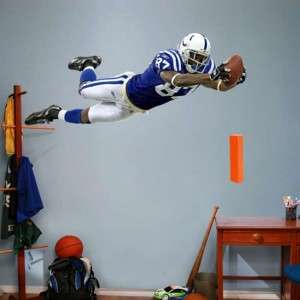 Reggie Wayne Indianapolis Colts NFL Fathead Graphic