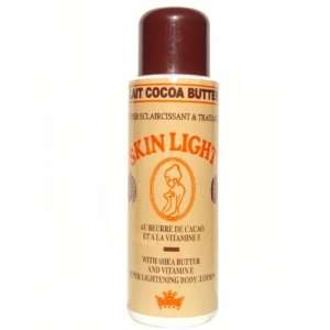 Skin Light Cocoa Butter Lotion with Shea Butter and
