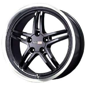 Cray Scorpion Gloss Black Machined Wheel (18x10.5/5x120