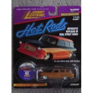 1997 Johnny Lightning Hot Rods #43 Rumblur # 13639 of