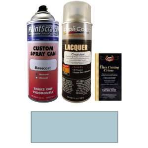 Gray Metallic Spray Can Paint Kit for 1985 Volkswagen Scirocco (LK7V