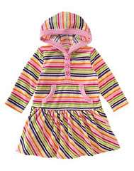 NWT Gymboree Girls Candy Shoppe Striped Dress New 18 24