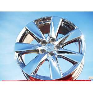 Lexus LS600hL Set of 4 genuine factory 19inch chrome wheels