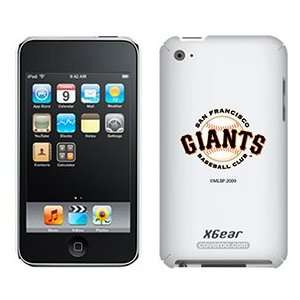 San Francisco Giants Baseball Club on iPod Touch 4G XGear