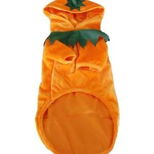 Pumpkin Pet Dog Halloween Costume   Medium Everything