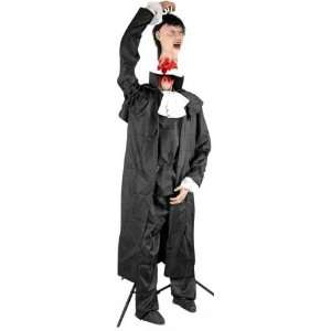 6 Foot Spinning Head Vampire Halloween Prop Costume Toys