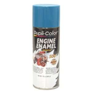 DupliColor Chrysler Blue Engine Paint with CERAMIC