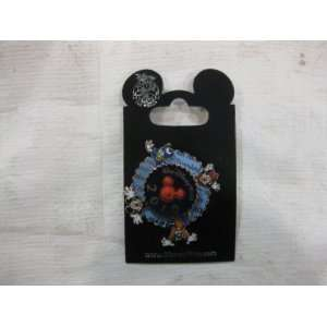 Disney Pin 2010 Spinner Mickey, Minnie, Goofy, Donald Toys & Games