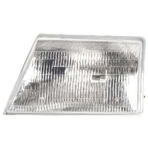 Eagle Eyes FR242 B101R Ford Passenger Side Head Lamp