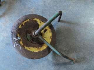 John Deere BOTTOM / TURNING PLOW BACK DEPTH WHEEL