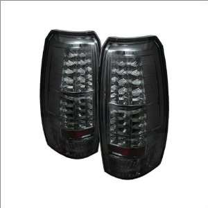 Spyder LED Euro / Altezza Tail Lights 07 10 Chevrolet