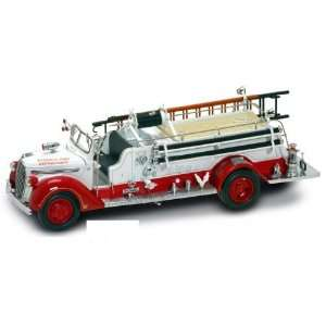 Yatming   Ford Fire Engine (1938, 124, White/Red) Toys