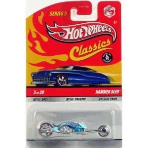 (BLUE) Hot Wheels Classics 164 Scale Die Cast Vehicle Toys & Games