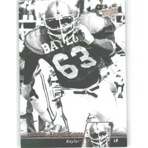 2011 Upper Deck Football Trading Card # 40 Mike Singletary