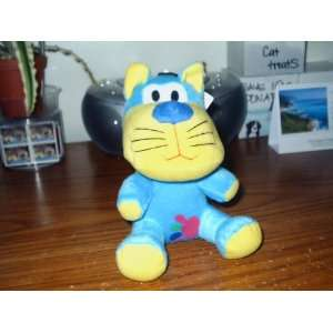 zanies rascal rompers dog toy bright blue Kitchen