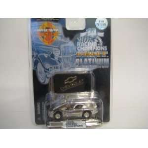 Champions Mint Platinum Chevrolet Motor Trend 50th